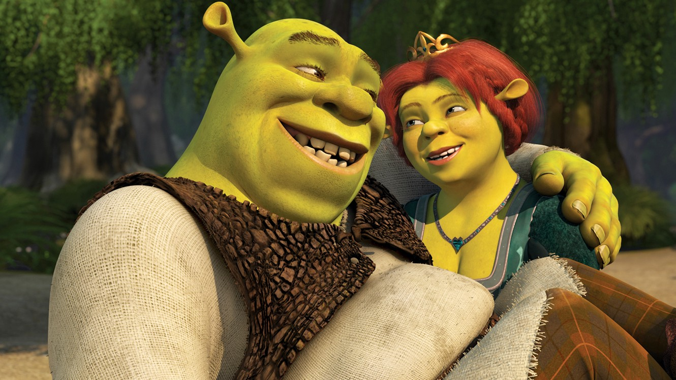 Shrek Is Filing For Divorce From Wife Of 14 Years By David Houston Writing In The Media Medium