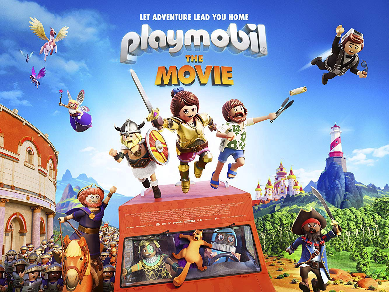 Free Full Cartoon Movies official] watch new movies online free playmobil: the movie