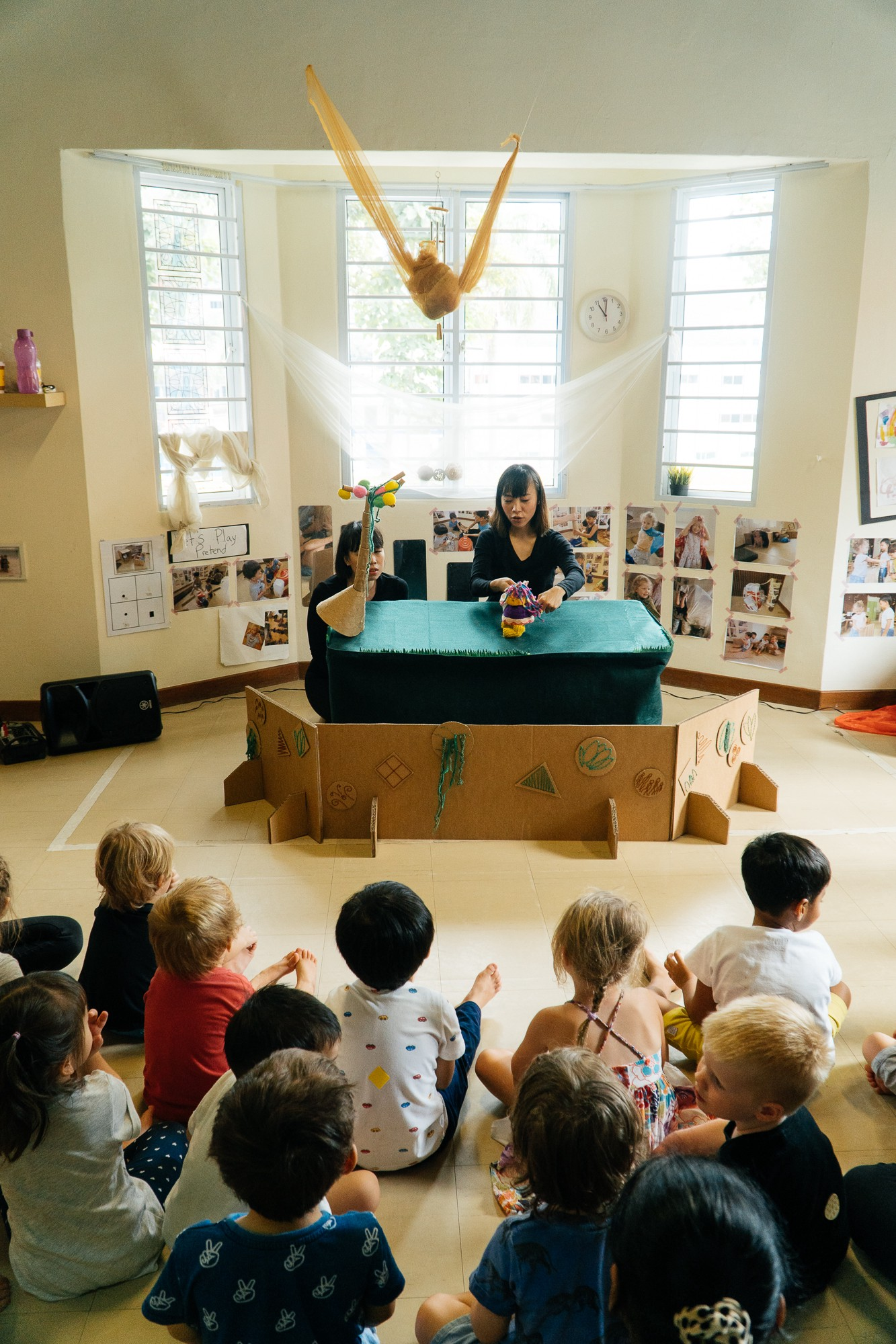 Annie Ting and the Dragon: Theatre for Young Audiences