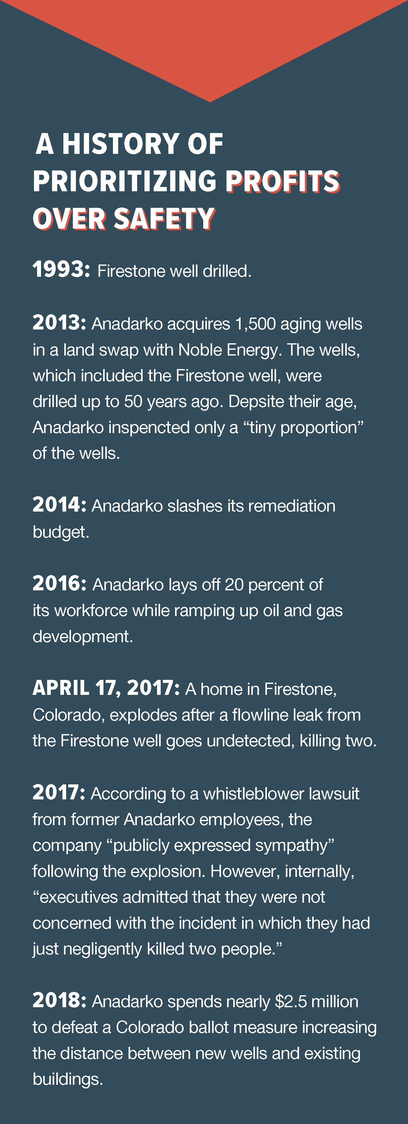 Anadarko spends big on good-neighbor advertisements while
