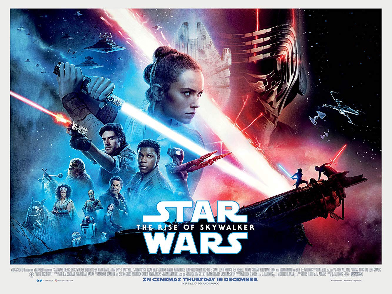Watch And Download Star Wars The Rise Of Skywalker 2019 Full Movie By Star Warsz Medium