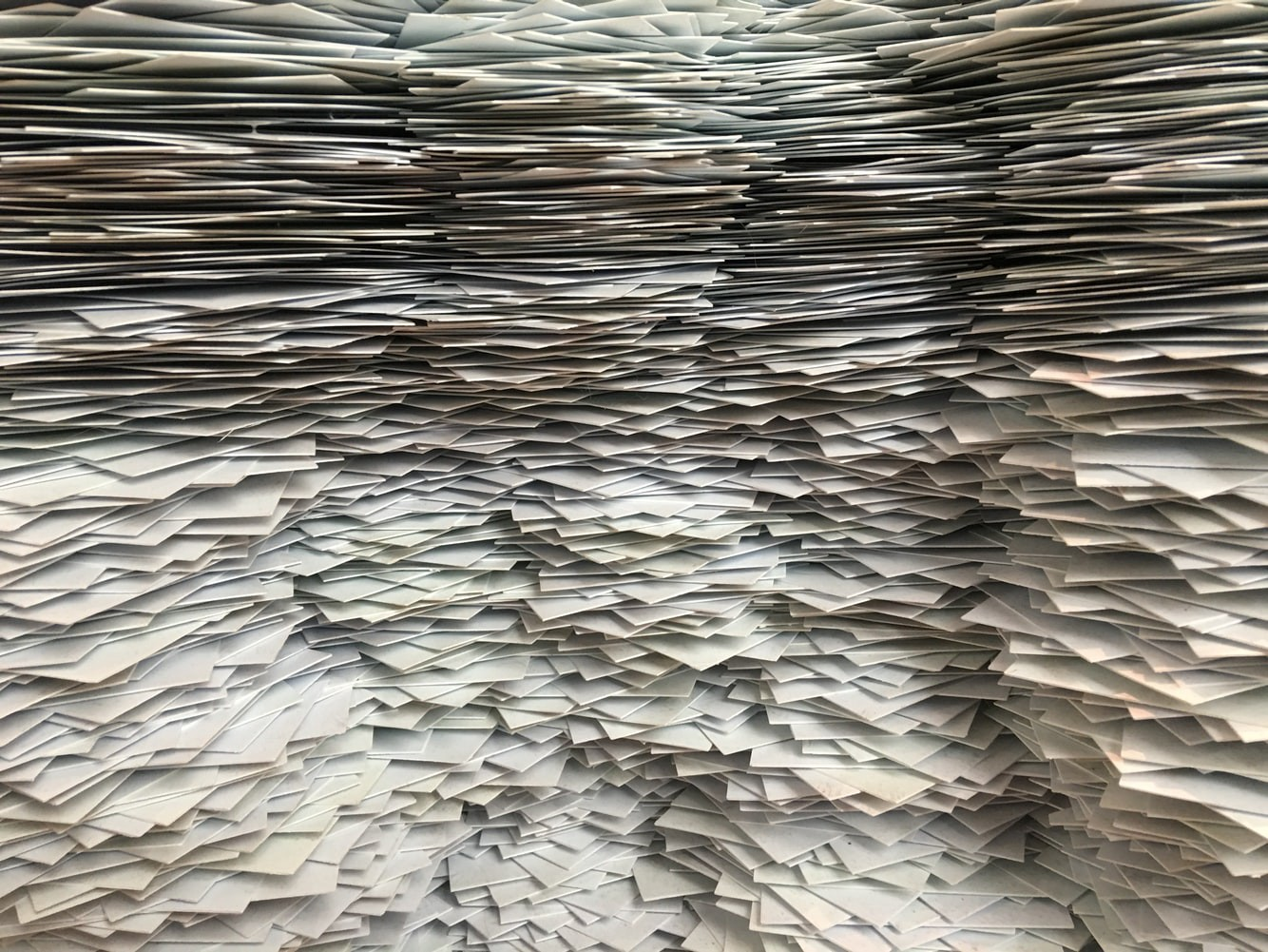 How to Manage Paper Chaos