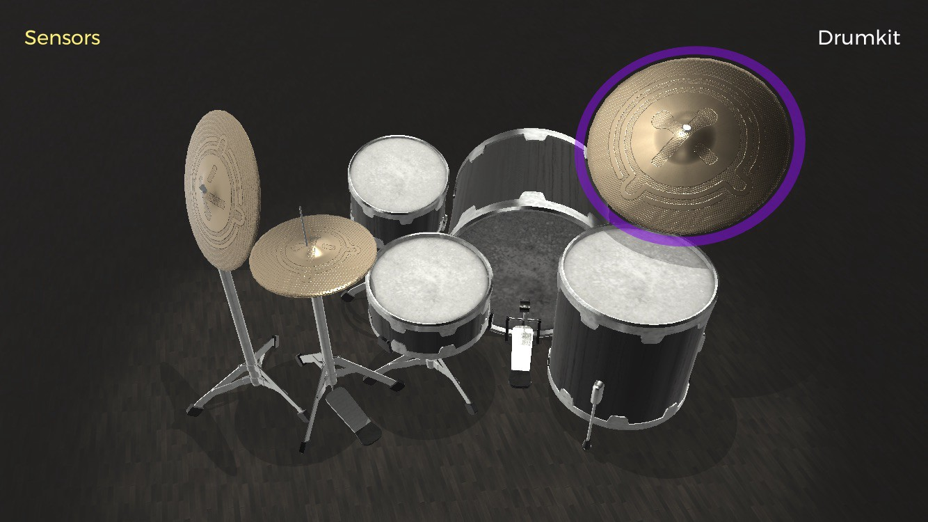 FreeDrum Part II, The FreeDrum App and Tips of Setup— Drums