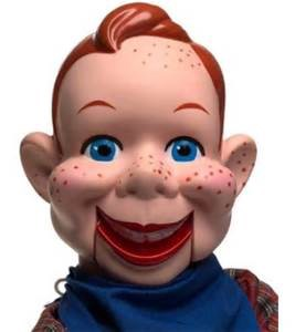 Howdy Doody's Lesson For Hillary Clinton   by Font Friday   Medium