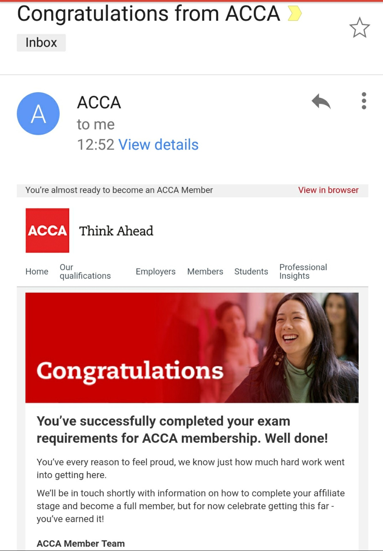 ACCA: I'm done - Daniel Adeyemi - Medium