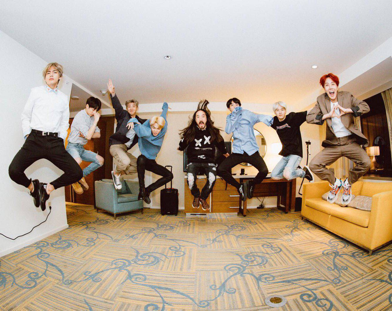 Steve Aoki And Bts Waste It On Me Remixes Varied Electronic