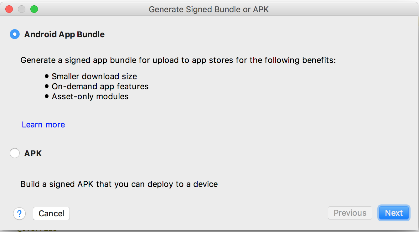 Android App Bundle : New way to reduce APK size - Cashify