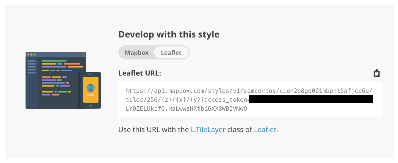 Setting up Mapbox and Leaflet with React and Webpack