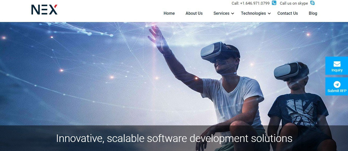 Innovative, scalable software development solutions