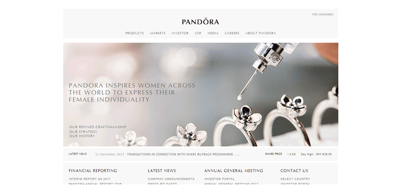 Creating A Luxurious Online Presence For Jewelry Makers And Sellers