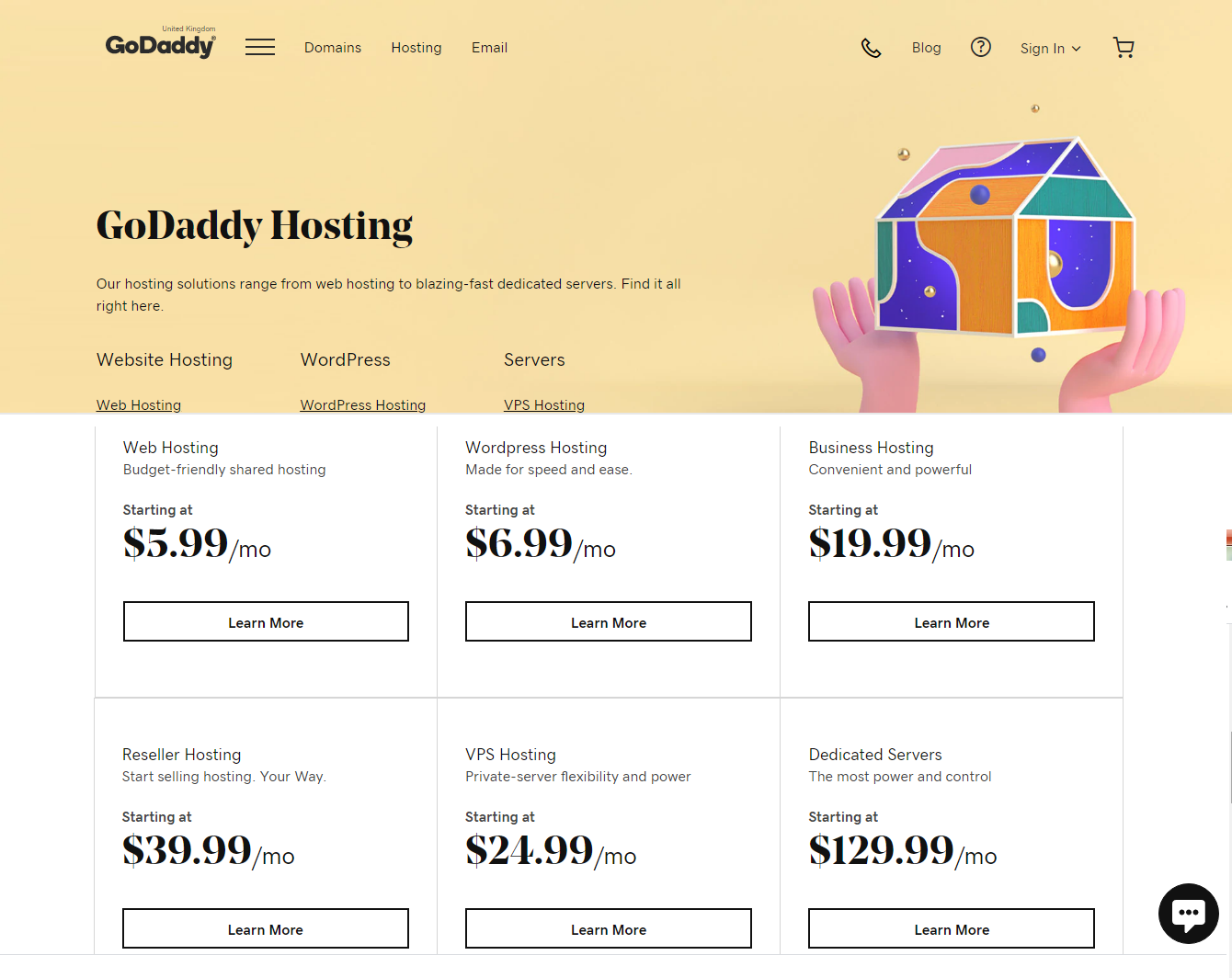 GoDaddy Review. GoDaddy's hosting is stable (99.97%… | by Amroug | Medium