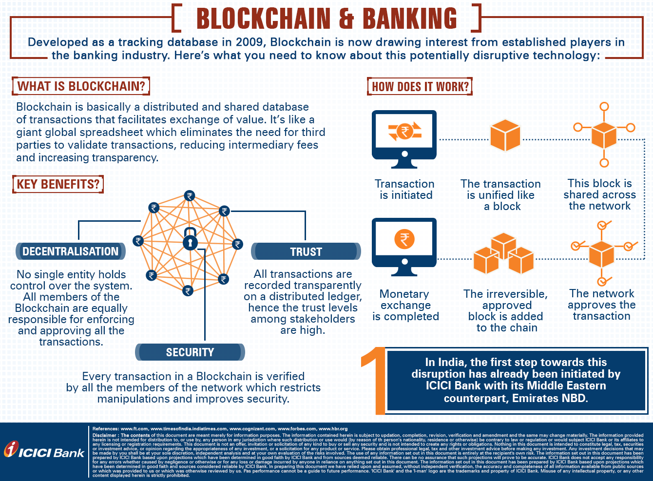 Blockchain or Banks: Which has a Better Security for Financial ...