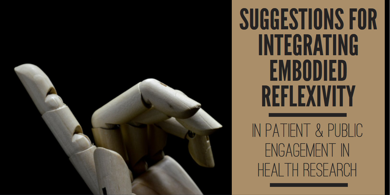 Suggestions for Integrating Embodied Reflexivity in Public