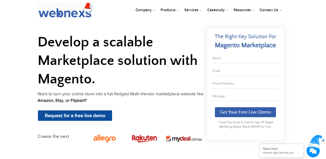 Magento Marketplace extension by Webnexs