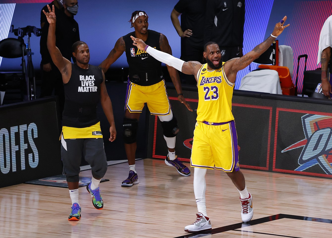 Los Angeles Lakers Obliterate Portland Trial Blazers With 111 88 Win In Game 2 To Even The Series By Joaquin Del Rosario Medium