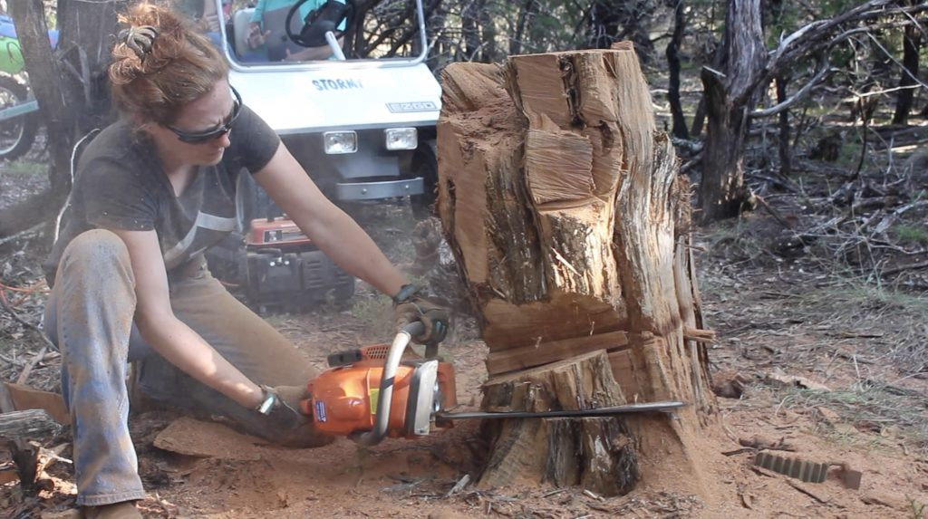 A Guide To Basic Tools And Materials For Chainsaw Carving