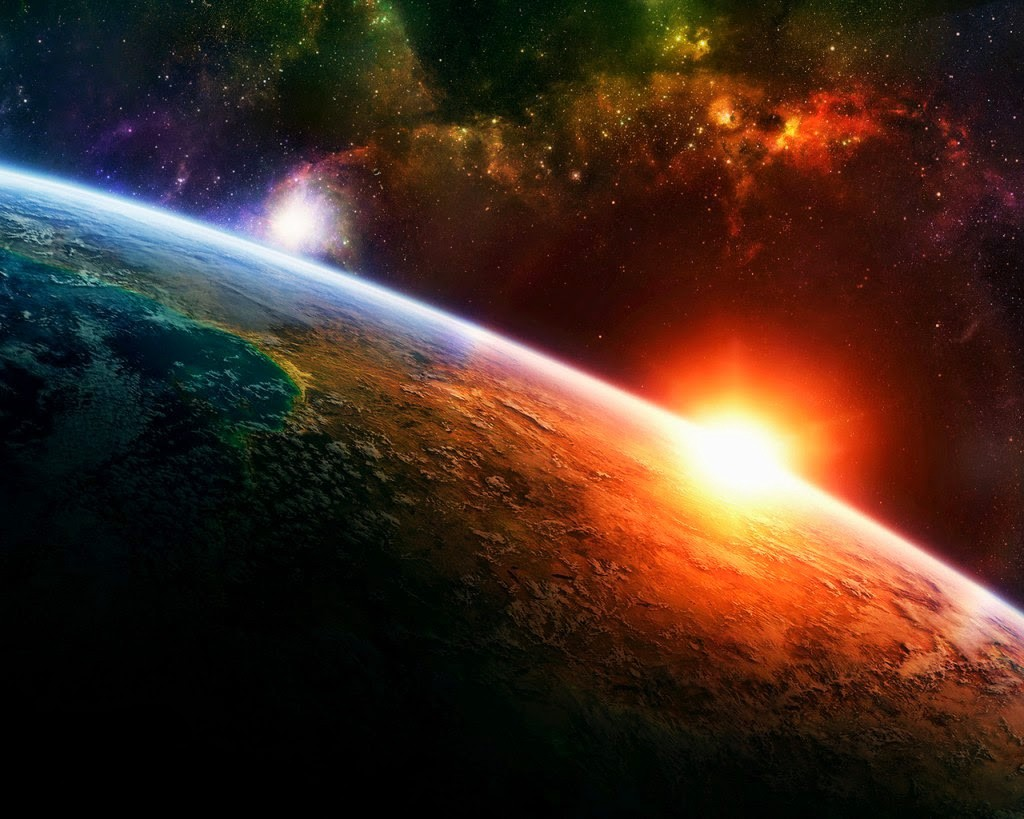 Galactic Federation of Light — The Darkness Before the Dawn