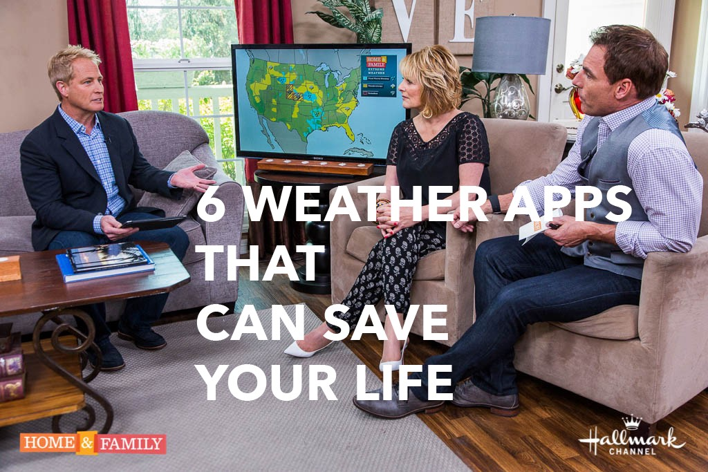"6 Weather Apps that Could Save Your Life - Kurt ""CyberGuy"