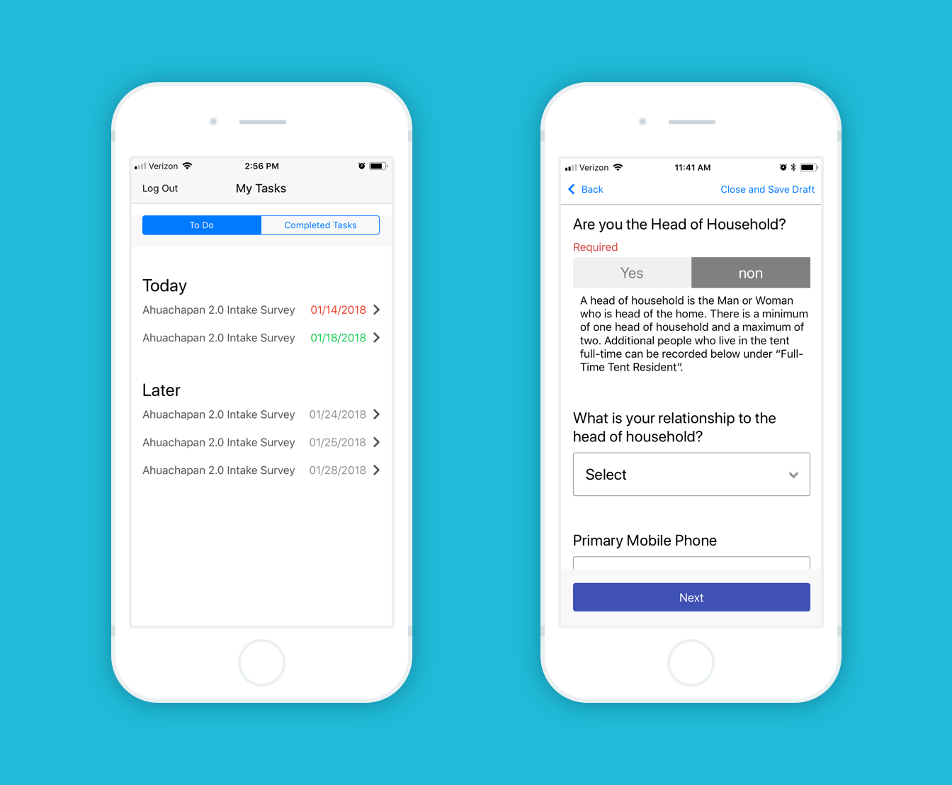 We Shipped An Offline Mobile Impact Data App - New Story