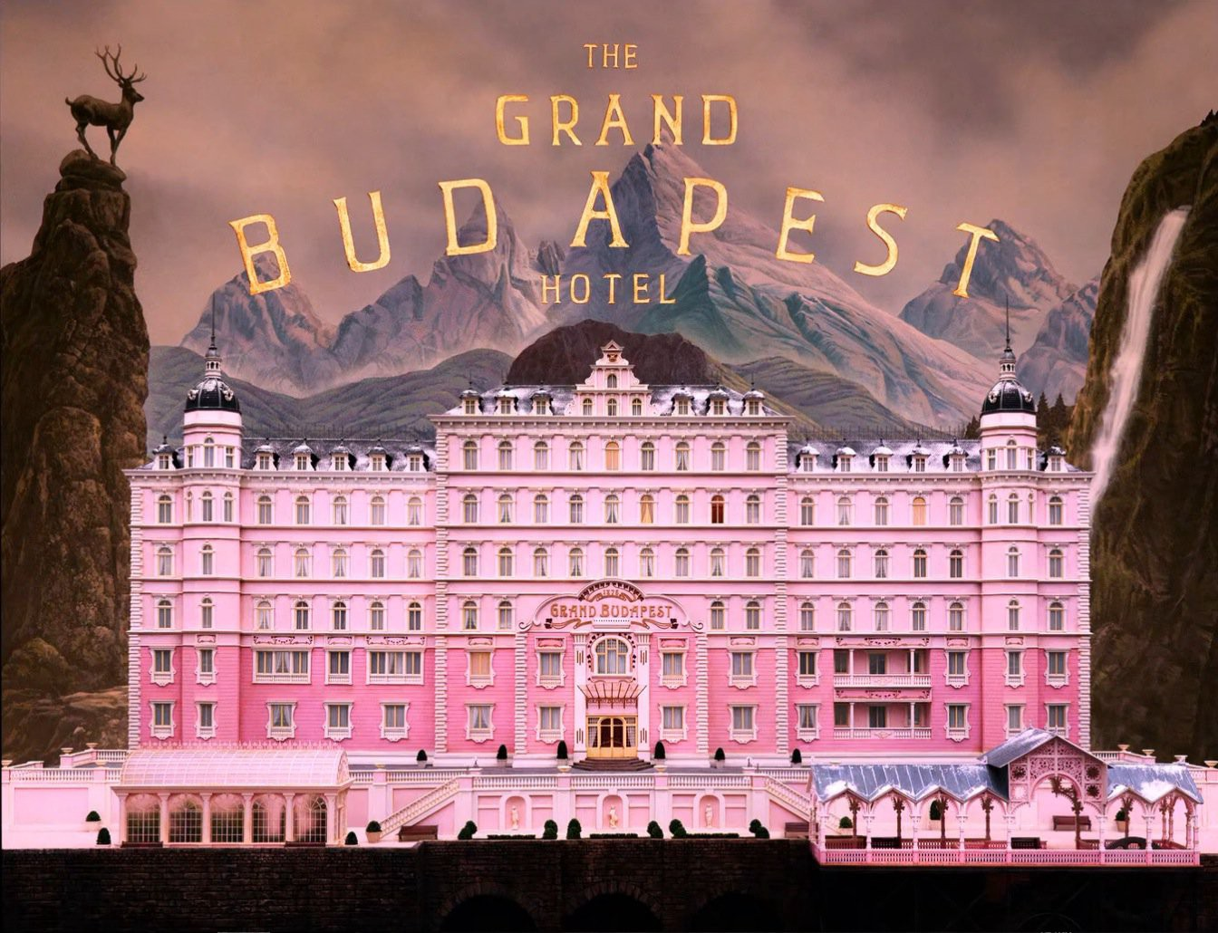 FILMES] THE GRAND BUDAPEST HOTEL: Um fragmento de contra-crítica de arte |  by Marcelo Hilsdorf Marotta | Medium