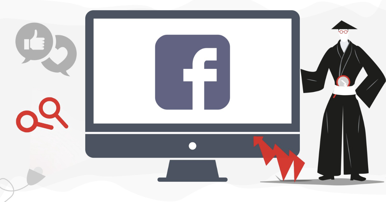 Facebook allows you to target potential customers