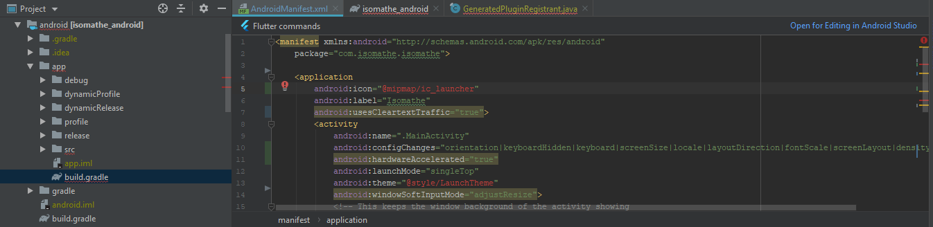 Flutter MVP: Wrapping your website in an app - ProAndroidDev