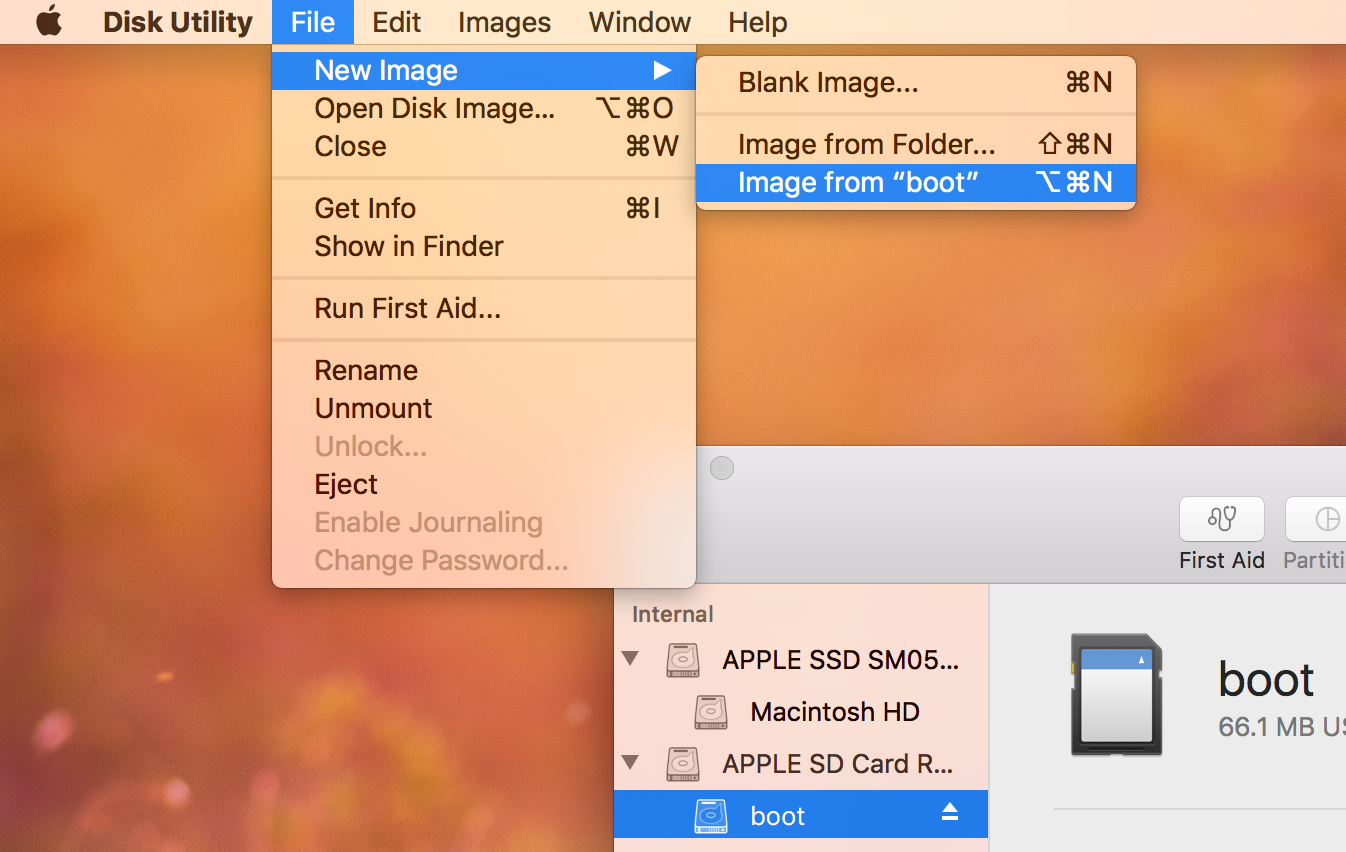 Backup Raspberry Pi SD Card on Mac — the Simple Way