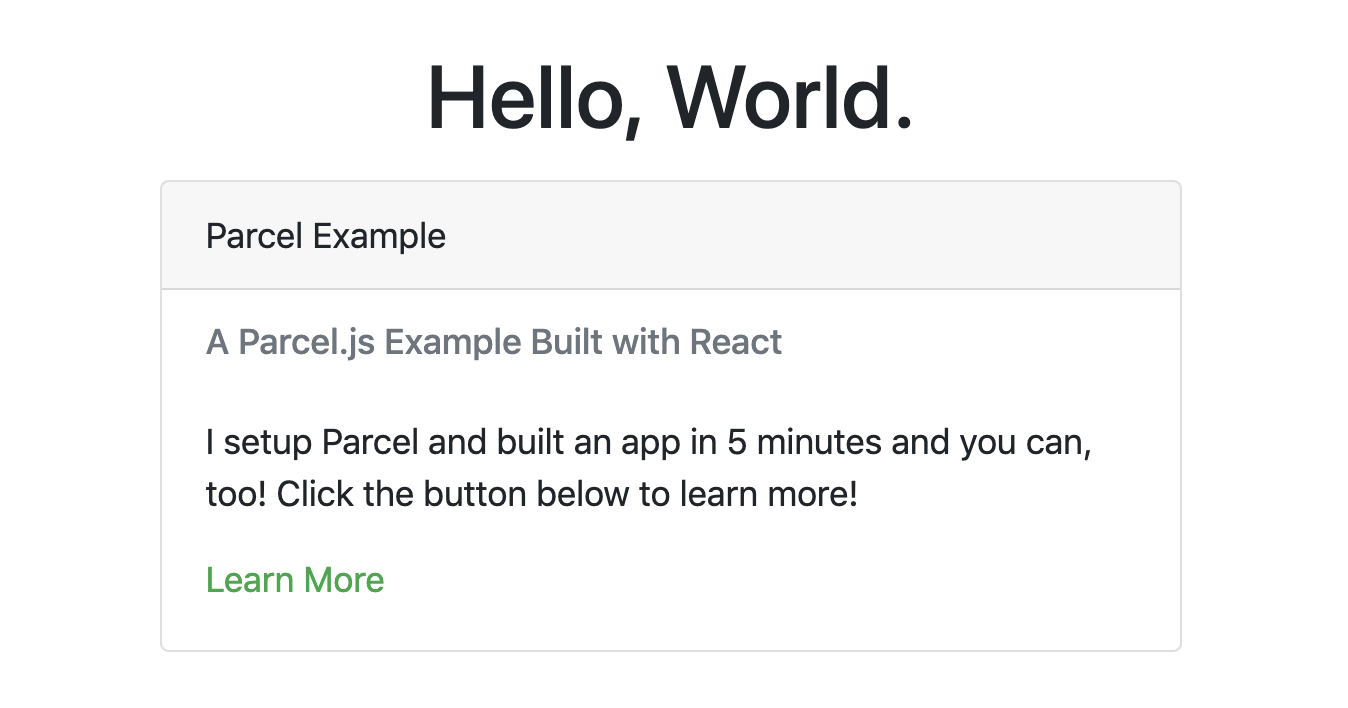 Parcel js — Easy JavaScript Bundling - Better Programming