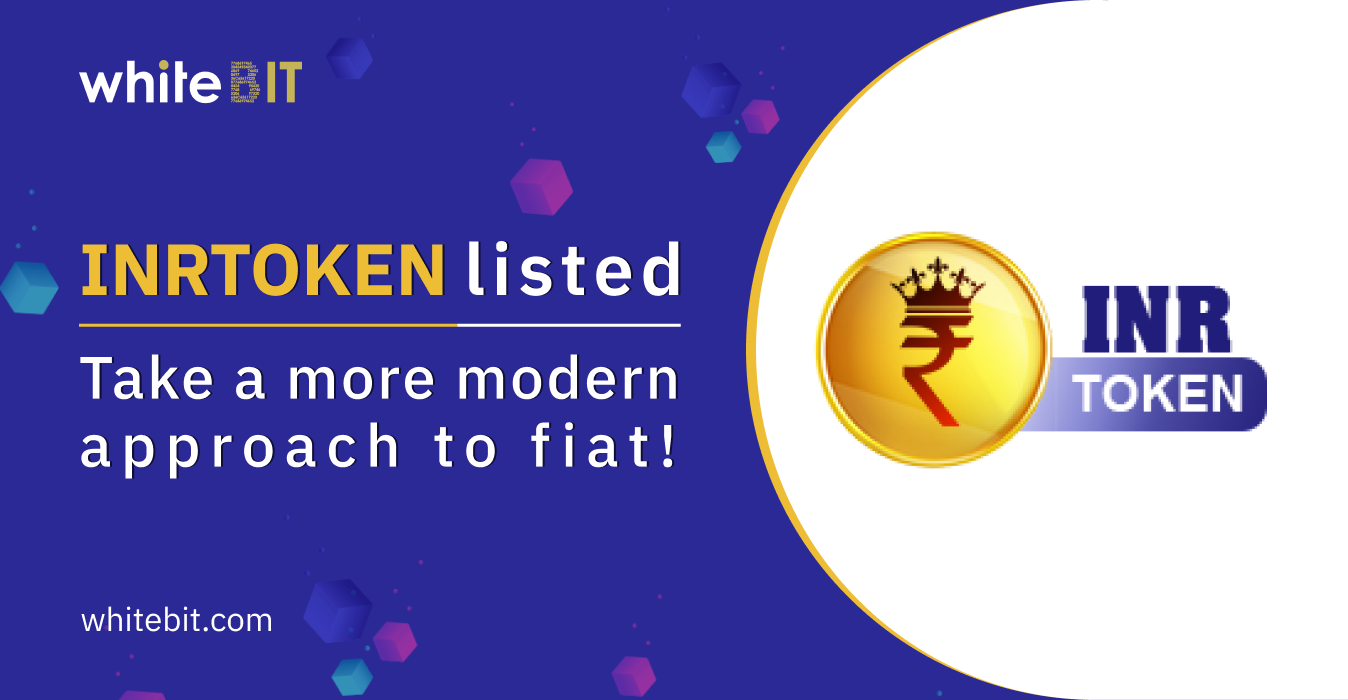 INRToken listed!. 🌟INRT is joining our exchange!🌟 | by ...