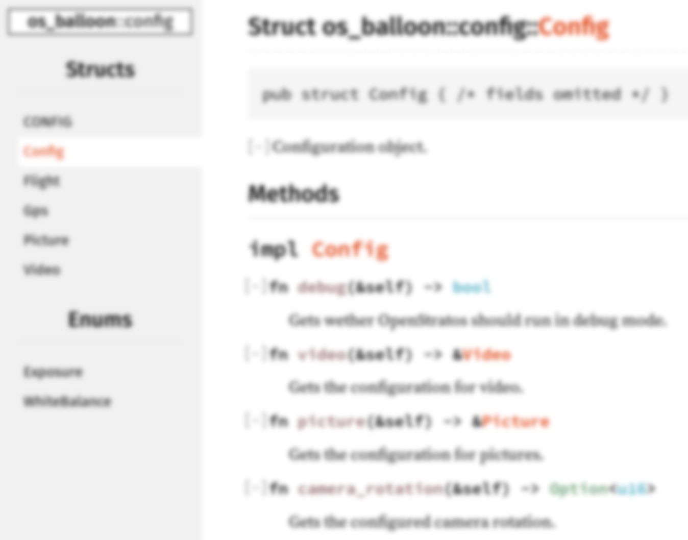 Continuous integration and code coverage report for a Rust