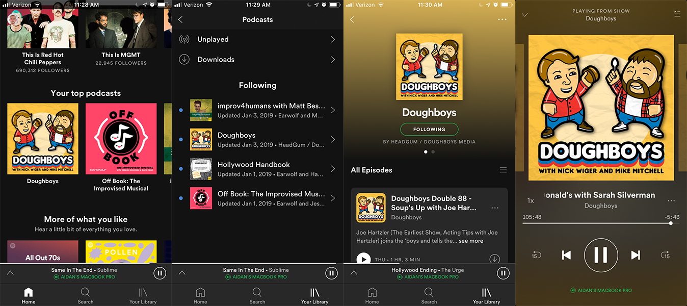 Exploring the experience of podcast listening — a UX case study