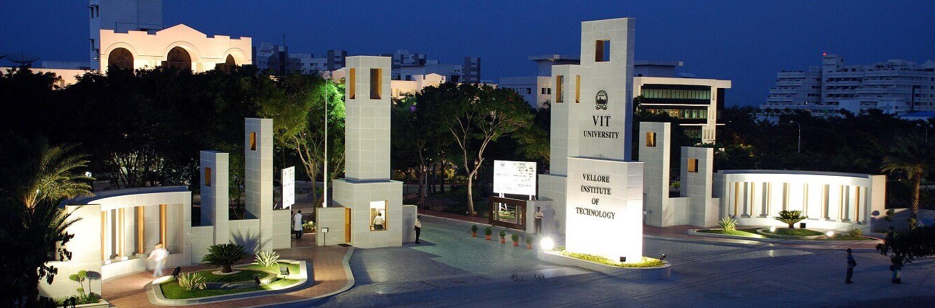 Vellore Institute of Technology, Vellore- Home to over 50,000 students!