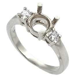 End Of Year Sale Buy Unique Diamond Engagement Ring Settings By Israel Diamonds Medium