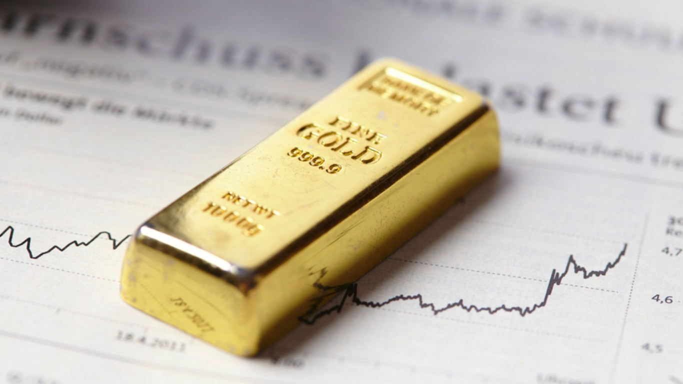 5 Reasons to invest in or own Gold in 2021 & beyond