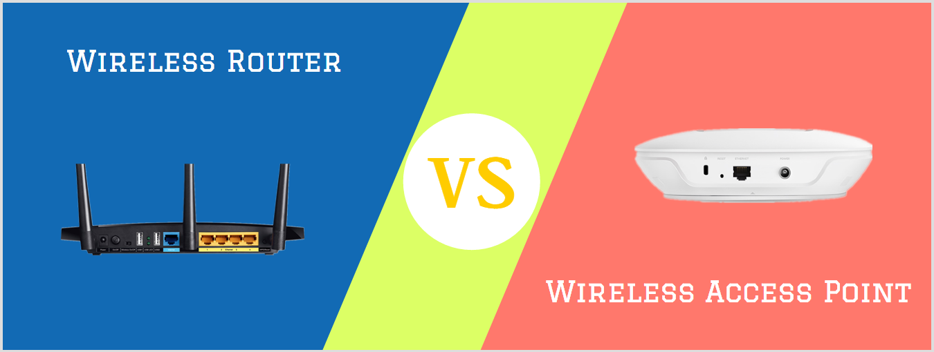 Wireless Access Point vs  Wireless Router - Meela - Medium