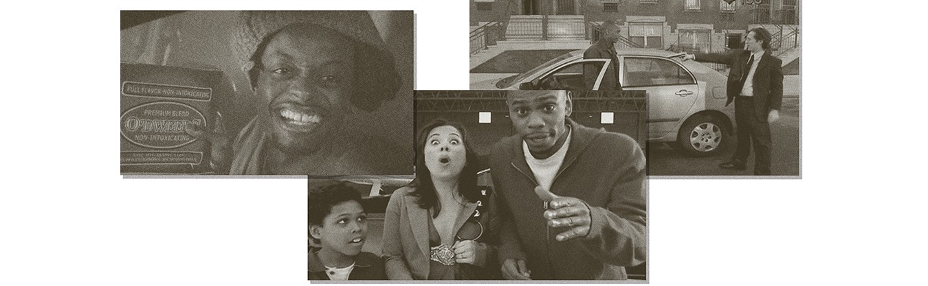 Every Single Chappelle S Show Sketch Except One Ranked By Keith Murphy Level