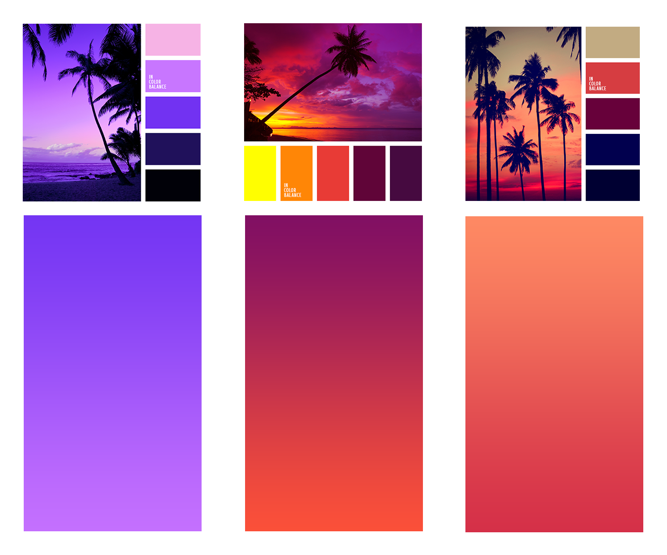 The Secret of Great Gradient - UX Planet