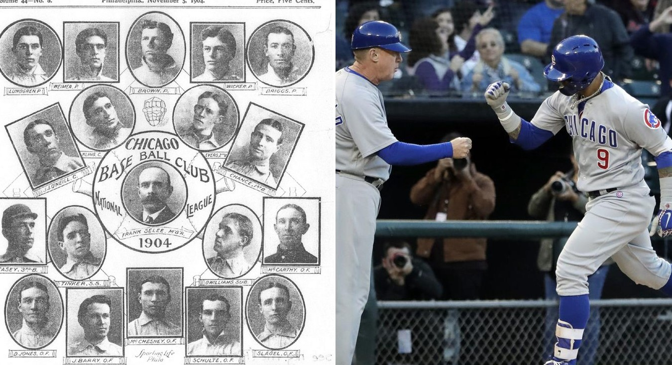 wholesale dealer 0b7b5 ac7a7 Remember the last time the Chicago Cubs won 90+ games four ...