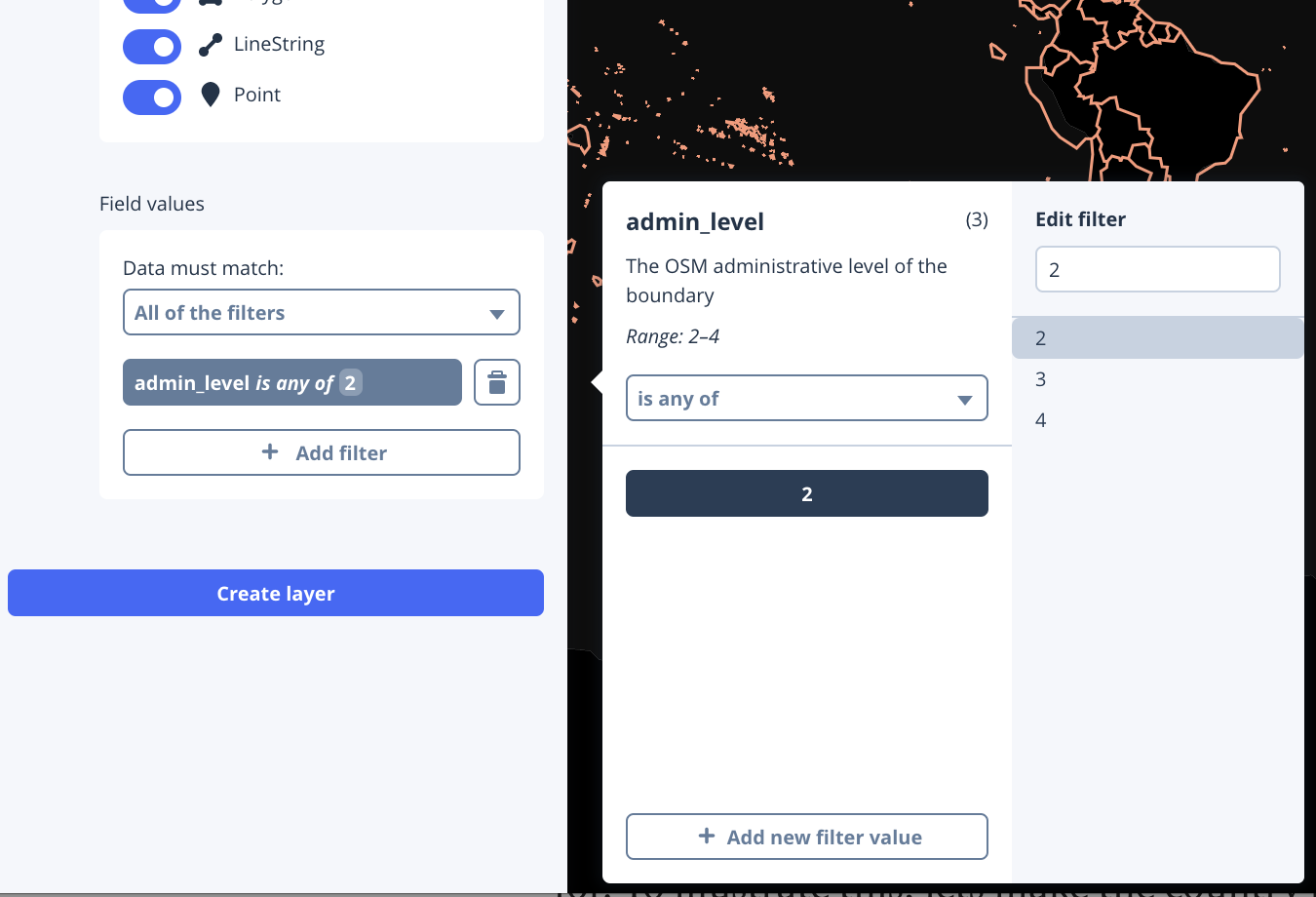 Map UI design workflow — Mapbox to Sketch - YoungInnovations