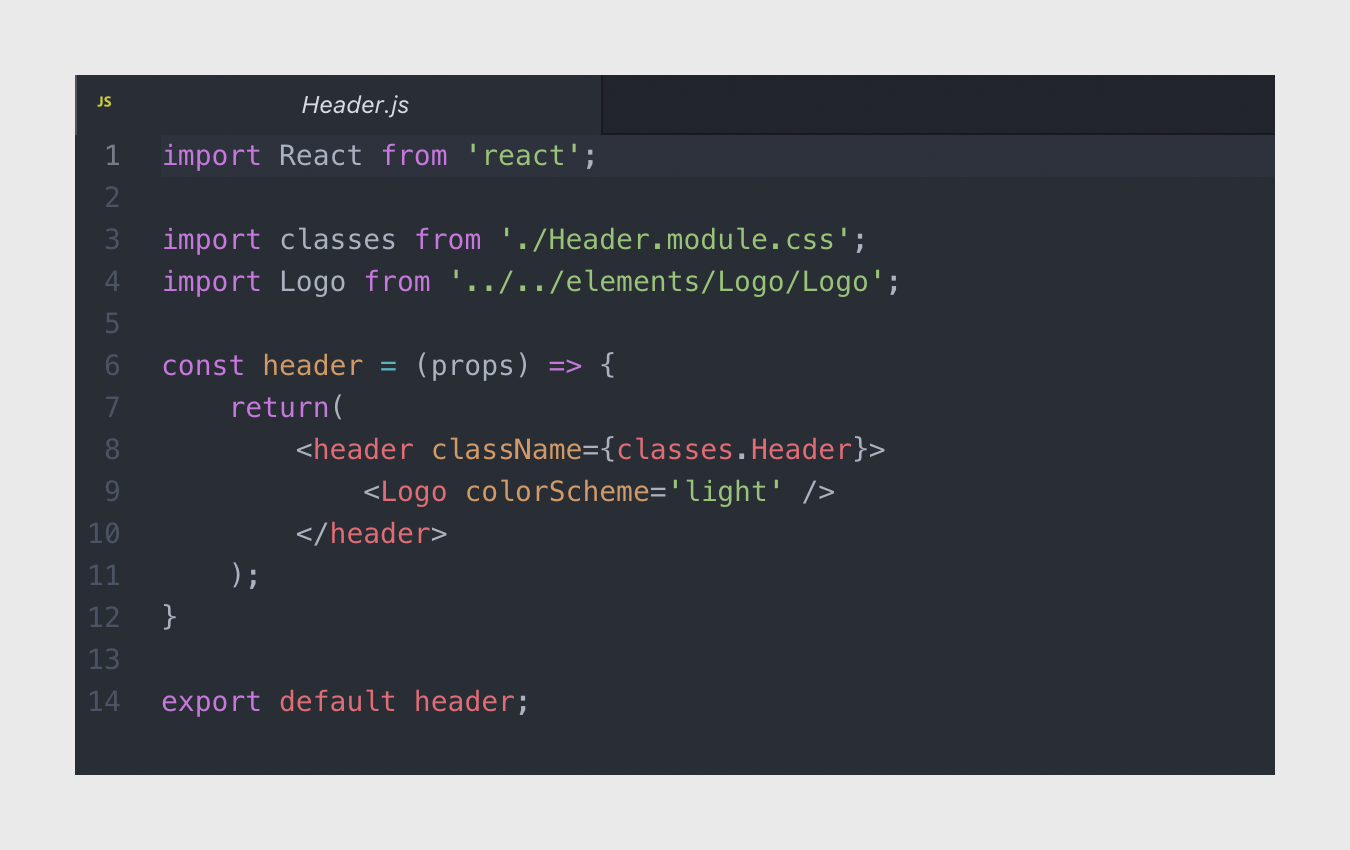 Functional component in React.js