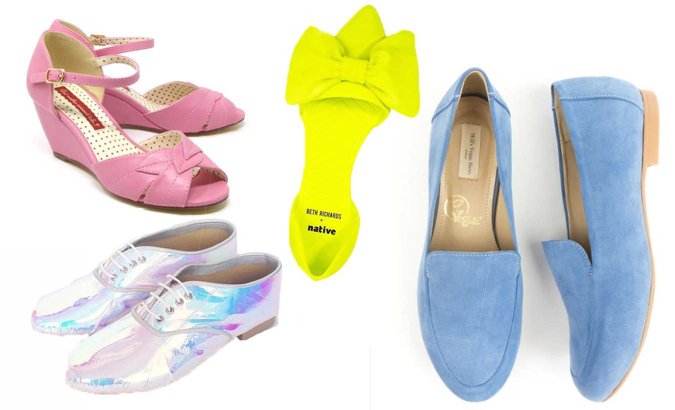21 Pairs of Actually Cute Vegan Shoes Tenderly