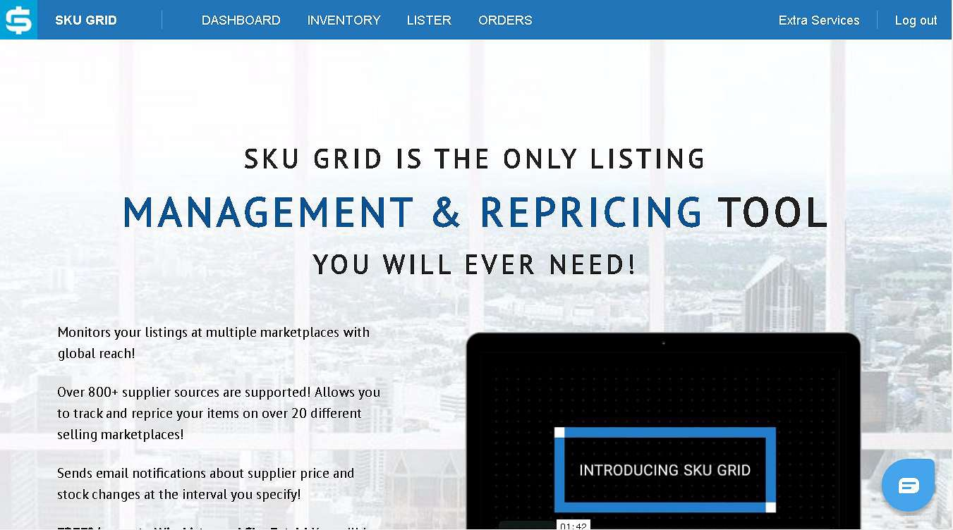 What Is SkuGrid Listing Management And Repricing Tool™ — Review