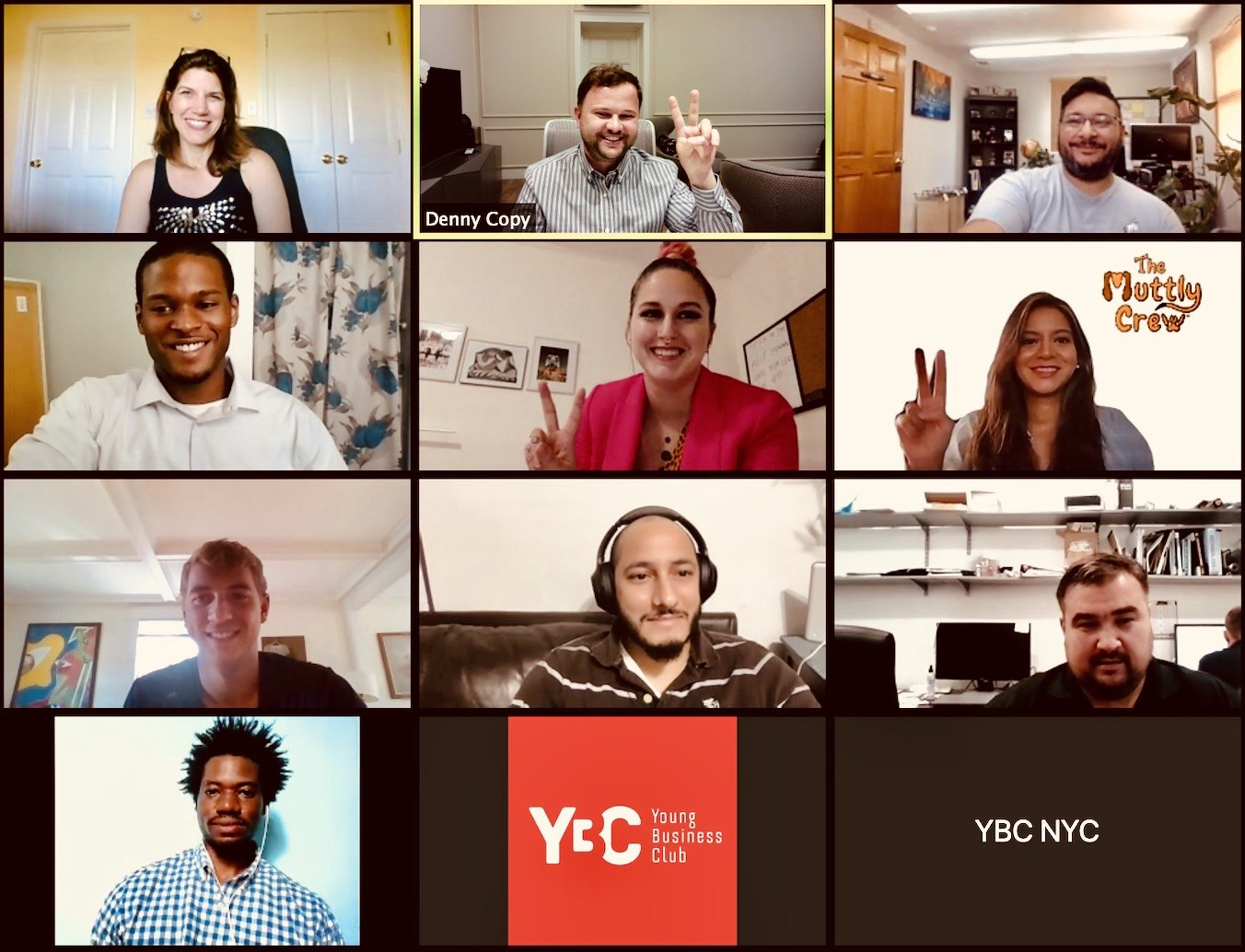 YBC NYC, Young Business Club of New York City