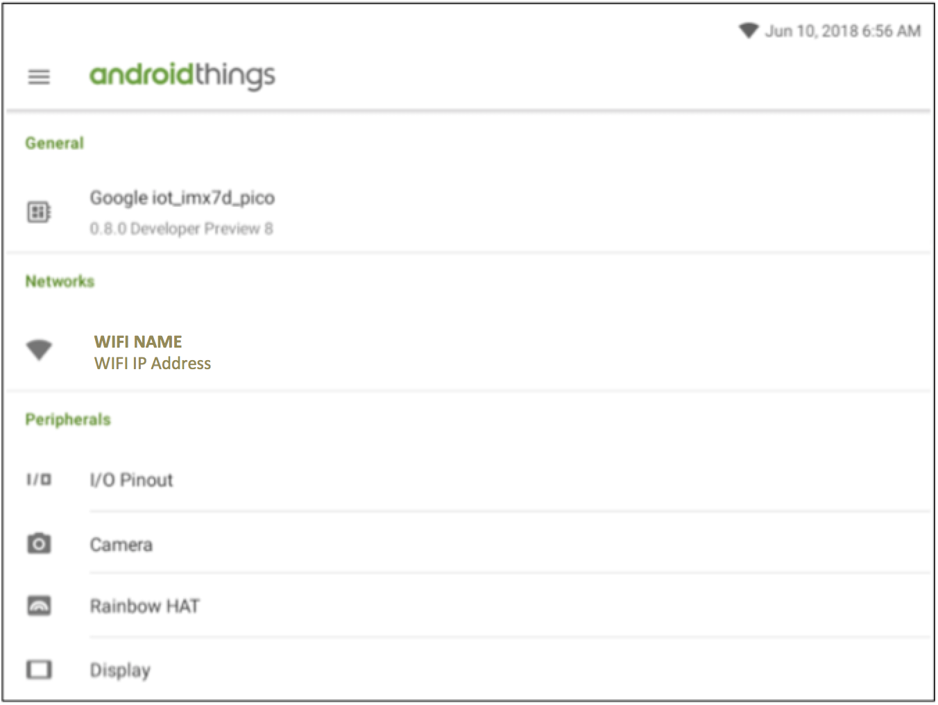 Into Android Things with zero IoT knowledge  - Elye - Medium