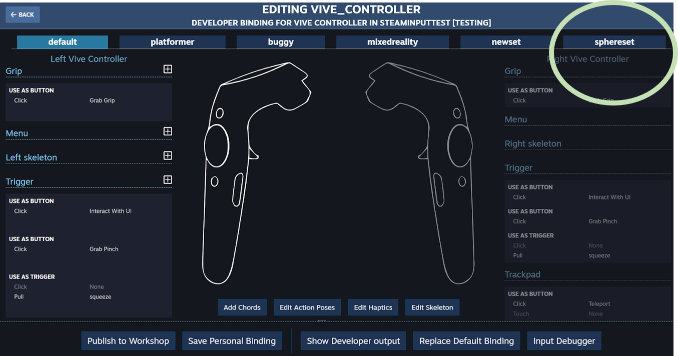 A Complete Guide to the SteamVR 2 0 Input System in Unity