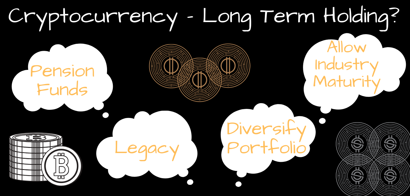 Cryptocurrency long term strategy