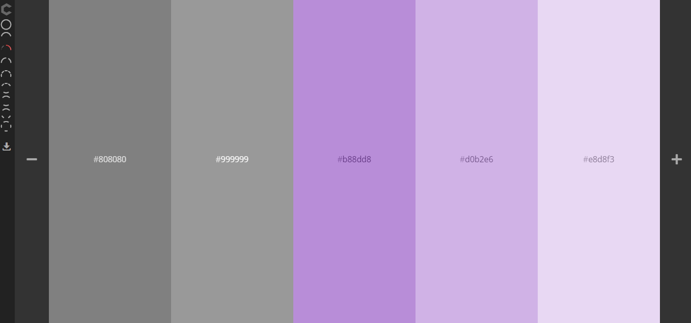 7 Colour Code color scheme designer