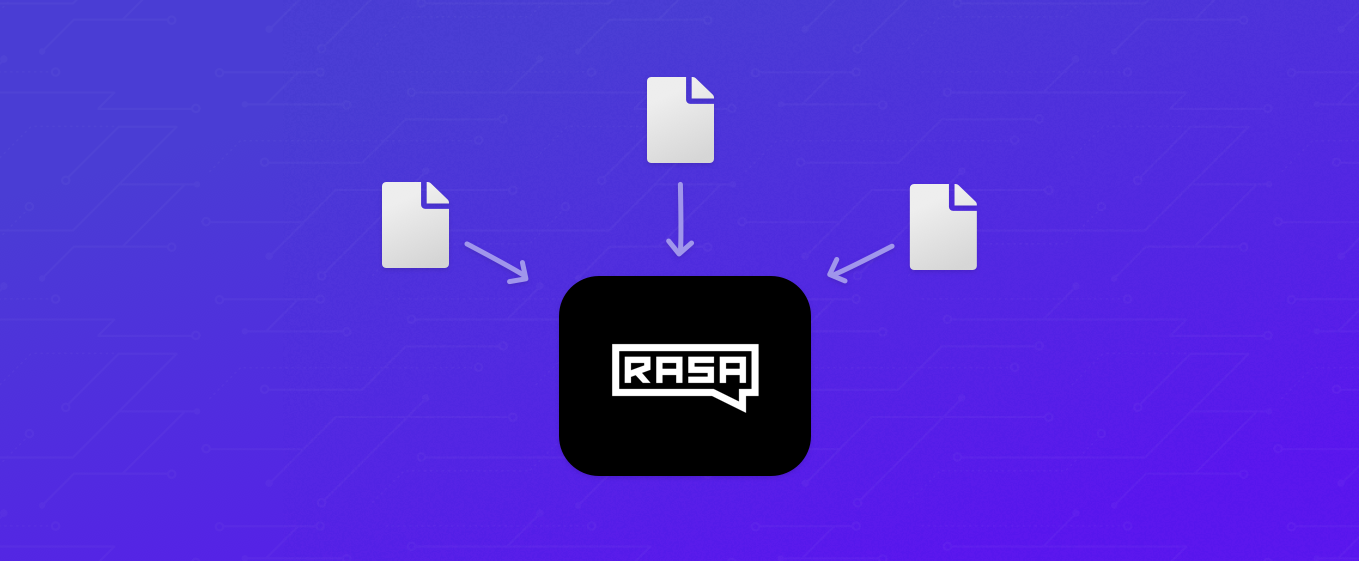 Customizing Training Data Importing - Rasa Blog - Medium