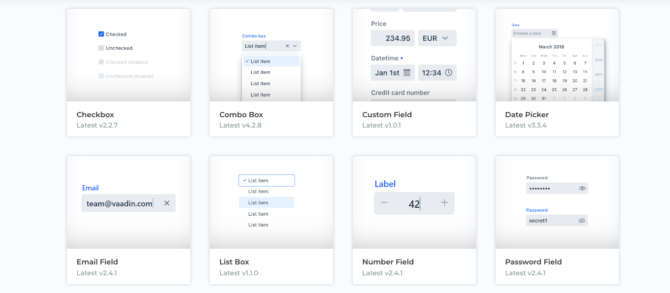 9 Web Components UI Libraries You Should Know in 2019