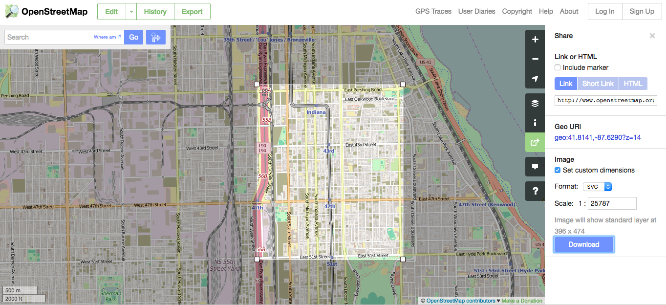 A Guide To Creating Scalable Vector Maps - Sam Rye - Medium